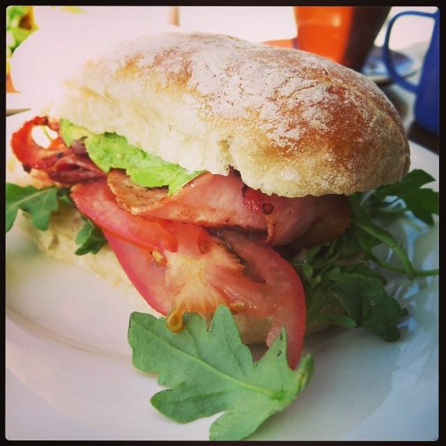 @helkos birthday breakfast, the #Brat from #littlepawpaw