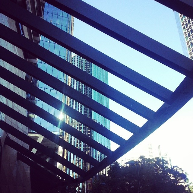 The sails are glassless at the moment and I kinda like it.<br /><br /><br /><br /> #harryseidler