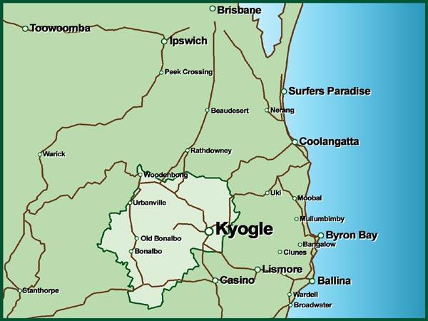 Kyogle Area